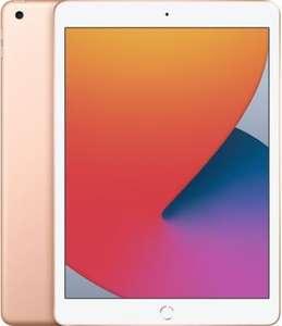 """Tablette 10.2"""" Apple iPad (2020) WiFi - 128 Go, Or (+ 12€ en Rakuten Points)"""