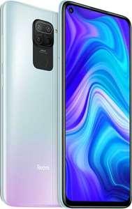 "Smartphone 6.53"" Xiaomi Redmi Note 9 - 4 Go RAM - 128 Go, Vert, Gris ou Blanc"