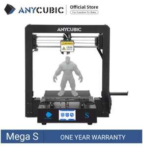 Vente Flash imprimante 3D ANYCUBIC Mega S (Entrepôt France)