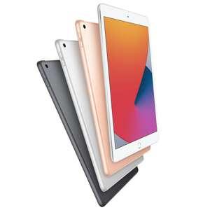 "Tablette 10.2"" Apple iPad (2020) WiFi - 32 Go, Plusieurs coloris (+ Jusqu'à 63.80€ en Rakuten Points)"
