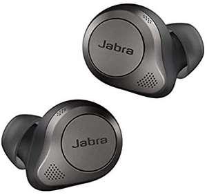 Écouteurs sans-fil intra-auriculaires Jabra Elite 85t - Bluetooth, Noir
