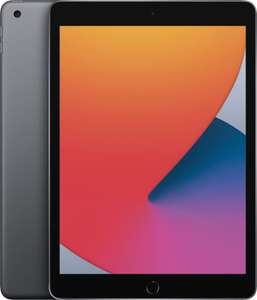 """Tablette 10.2"""" Apple iPad 2020 - 128 Go, Gris Sideral (Frontaliers Suisse)"""