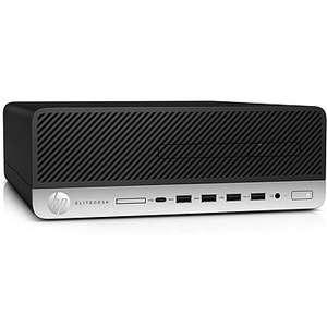 PC de Bureau HP EliteDesk 705 G5 - Ryzen 5 Pro 3400G, 8 Go RAM, 256 Go SSD VEGA11
