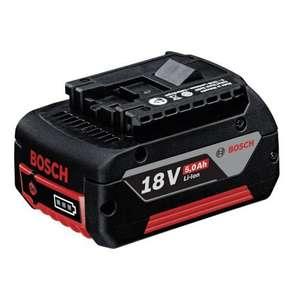 Batterie Bosch Pro 1600A002U5 (18V, 5.0Ah, Li-Ion) offerte dès 200€ d'achats