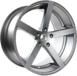 """Lot de 4 Jantes 21"""" AC Wheels Star Five 5x120"""