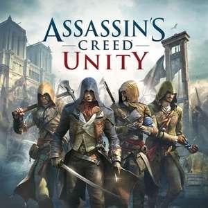 Assassin's Creed Unity sur PC (dématérialisé, Ubi Connect)