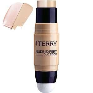 Sélection d'articles By Terry en promotion - Ex: Stick teint bicolore lumineux Nude expert (Neutral Beige)