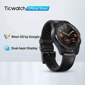 Montre connectée TicWatch Pro 512M 2018 Wear OS - Reconditionné Store Officiel