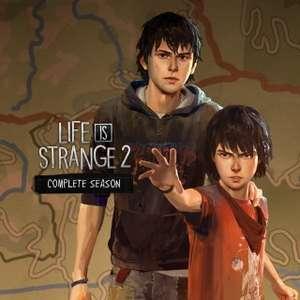Sélection de jeux sur PS4/PS5 en promotion (Dématérialisés - Store BR) ex: life is strange 2 5,68 euros