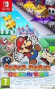 Paper Mario: The Origami King ou Super Mario Maker 2 sur Nintendo Switch (33,38€ store RU) (Dématérialisé)