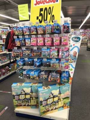 50% de réduction sur une Sélection de jouets Playmobil - Villefranche sur Saone (69)