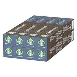 Lot de 80 capsules Nespresso Starbucks Espresso Roast