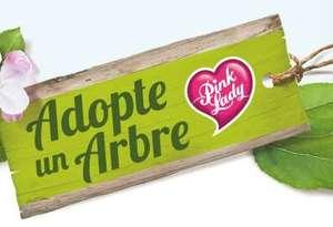 Parrainage d'un pommier + Récolte de pomme gratuite (adopteunarbre-pinklady.fr)