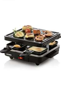 Appareil à Raclette + Grill Domo (600W)