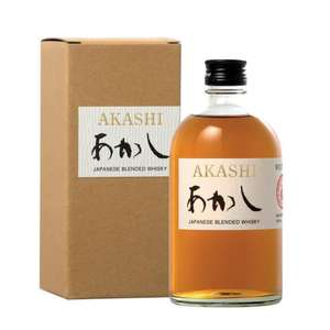 Bouteille de Whisky Akashi Blended -50cl, Japon, 40%