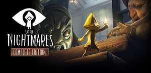 Jeu Little Nightmares Complete Edition sur PC (Dématérialisé - Steam ou GoG)