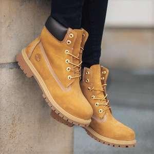 Paire de chaussures Timberland 6 Inch Premium pour femme - Tailles 35,5 à 40