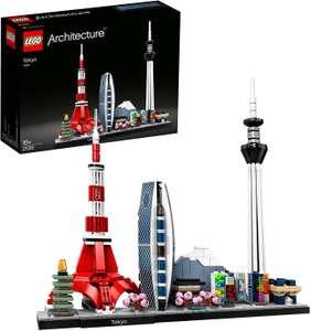 Jouet Lego Architecture : Modèle Tokyo (21051)