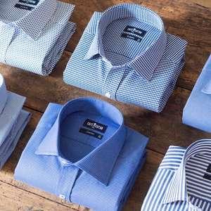 Lot de 4 Chemises pour Homme - Modèles et Tailles au choix