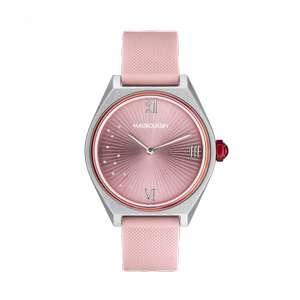 Montre à quartz Mauboussin Elle a mis le Feu - 36 mm, rose