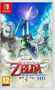 [Précommande] The Legend of Zelda: Skyward Sword HD sur Nintendo Switch