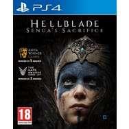 Sélection de jeux PS4 en promotion - Ex : Hellblade: Senua's Sacrifice