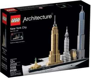 Sélection de Lego en promotion - Ex: Lego Architecture New-York (21058)