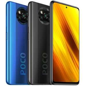 "[Nouveaux clients] Smartphone 6.67"" Xiaomi Poco X3 - Full HD+ 120 Hz, Snapdragon 732G, RAM 6 Go, 64 Go, APN 64+13+2+2 MP, 5160 mAh (Espagne)"