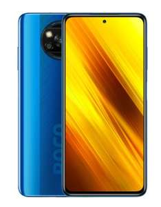 """Smartphone 6.67"""" Xiaomi Poco X3 NFC - 64 Go, 6 Go de RAM (149.99€ via PASSION20 - Entrepôt France)"""