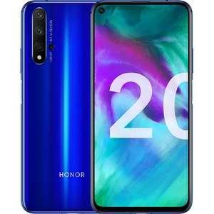 "Smartphone 6.26"" Honor 20 - FHD+, Kirin 980, RAM 6 Go, 128 Go, Bleu (avec services Google) - Épagny (74)"