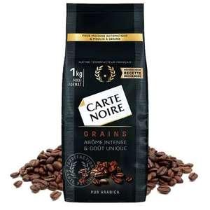 Café en grains Carte Noire Classique - 1kg