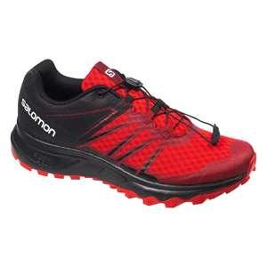 Chaussures de Trail Salomon Supera - Rouge / Gris, Diverses tailles (Retrait magasin uniquement)