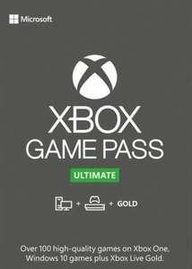 Abonnement de 7 jours au service Xbox Game Pass Ultimate (dématérialisé)