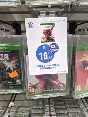 Sélection de Jeux sur PS4 et Xbox One en promotion - Ex : Star Wars: Squadrons sur Xbox One (Saint-Chamond 42)