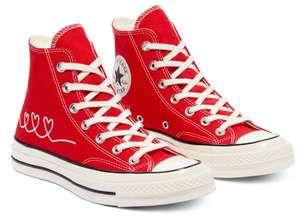 Chaussures Converse Love Thread Chuck 70 High Top