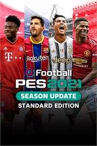 Jeu eFootball PES 2021 sur Xbox - Season Update Standard edition (Dématérialisé)