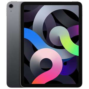 "Tablette 10.9"" Apple iPad Air (2020) WiFi - 64 Go, Gris (+ Jusqu'à 108.78€ en Rakuten Points)"