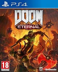 Jeu Doom Eternal sur PS4