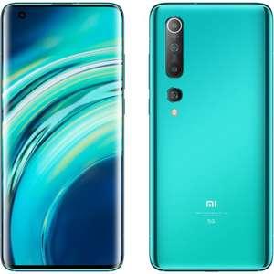 "Smartphone 6.67"" Xiaomi Mi 10 5G - 8 Go RAM, 256 Go"