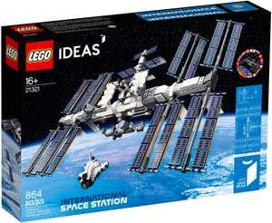 Jeu de construction Lego Ideas - La station spatiale internationale 21321