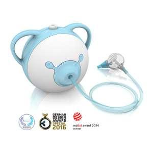 Mouche bébé électrique Nosiboo Pro - Bleu