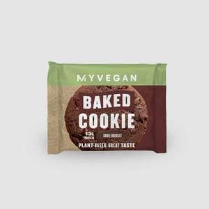 Cookie protéiné double chocolat