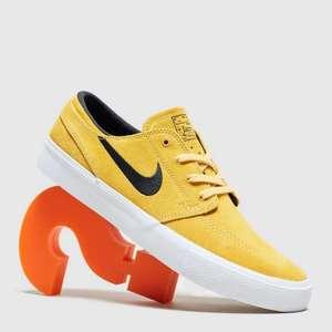 Paire de chaussures Nike Janoski Zoom - Miel et blanc, Taille 41 et 46