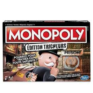 Jeu de société Monopoly: Édition tricheurs