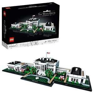 Jeu de construction Lego Architecture - La Maison Blanche (21054)