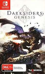Darksiders Genesis sur Nintendo Switch