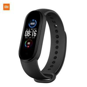 Bracelet connecté Xiaomi Mi Band 5 (vendeur tiers)