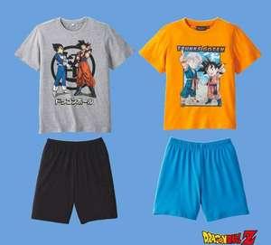 1 pyjama acheté = le 2e offert (Dragon Ball, Sonic, Pac-Man,...) - Ex : 2 pyjamas Dragon Ball Z pour enfants et hommes (du 3 ans au XXL)