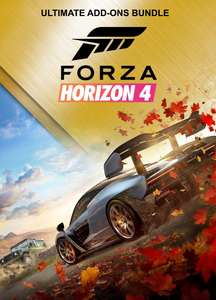 Lot d'extensions Ultime pour Forza Horizon 4 sur Xbox One - Series & PC Windows 10 (Dématérialisé - Store BR)