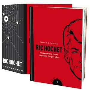 Bande Dessinée Hachette Ric Hochet - La collection (collectorbd.com)